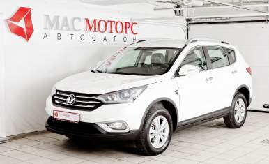 Dongfeng AX7 Белый